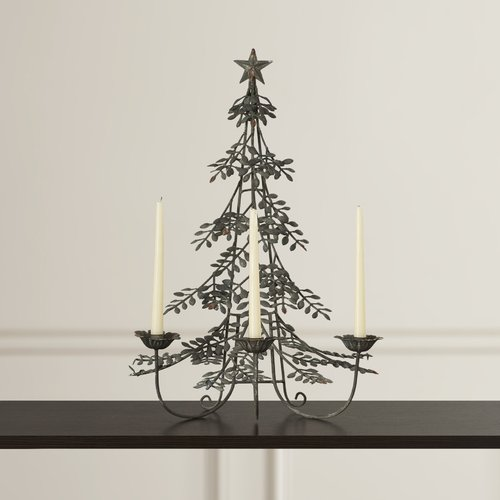 Darby Home Co Myrtle Metal Candelabra by