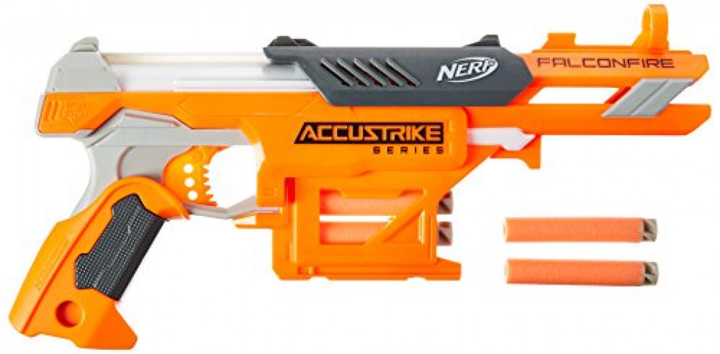 Nerf N-Strike Elite AccuStrike Series FalconFire by Hasbro