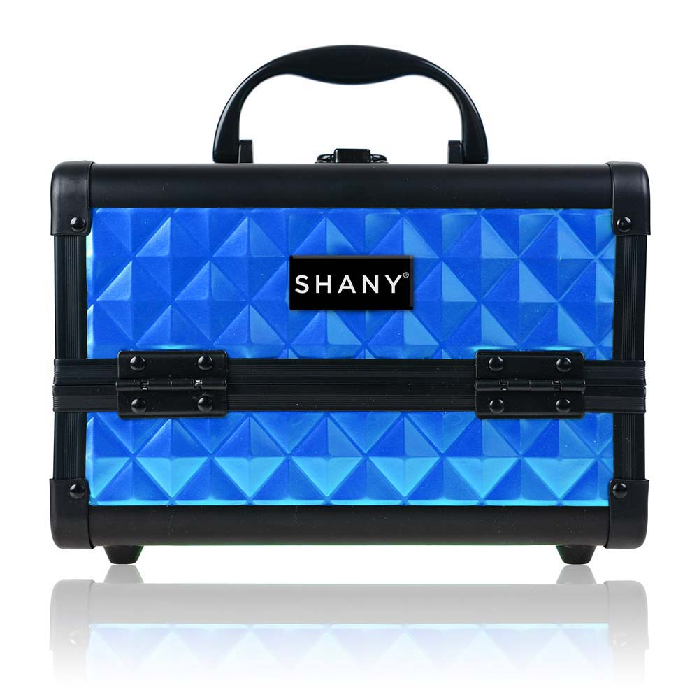 Shany Mini Makeup Train Case With