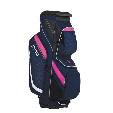 Ping Traverse Cart Golf Bag Womens New 2017 14 Way Top W 10