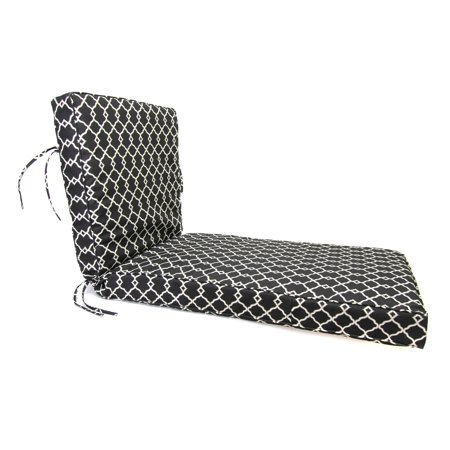 Jordan manufacturing 68 x 24 in outdoor chaise lounge for 23 w outdoor cushion for chaise
