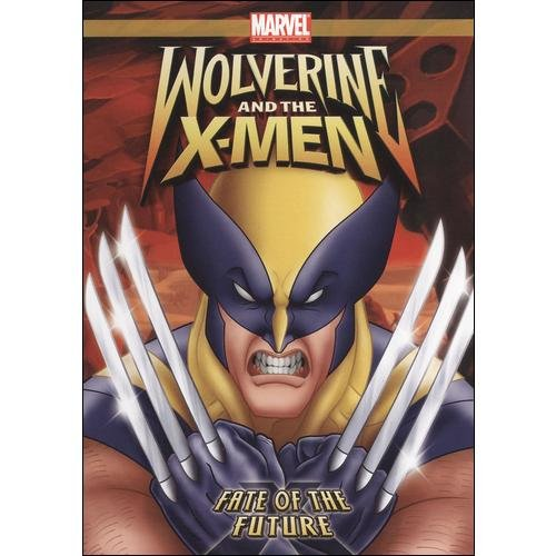 Wolverine And The X-Men: Volume 4 - Fate Of The Future (Widescreen)