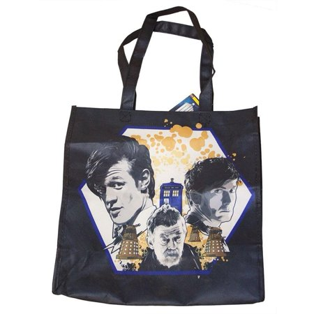 Doctor Who 50th Anniversary Anthony Dry Tote (Anniversary Tote)