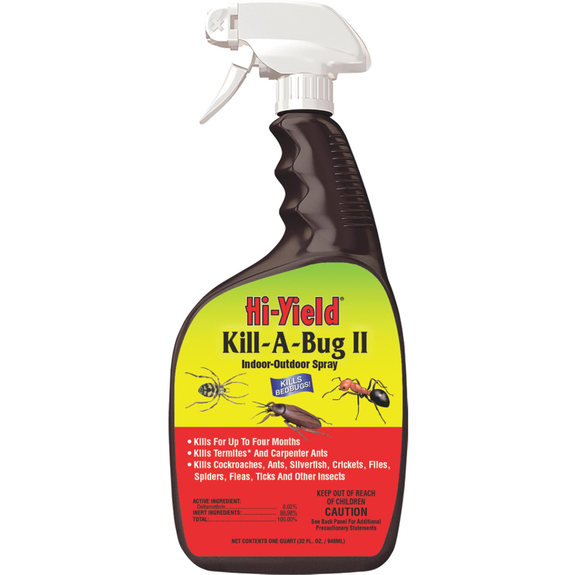 Hi-Yield Kill-A-Bug II Insect Killer