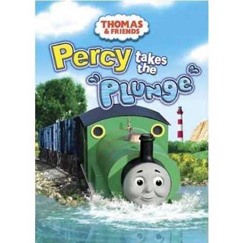 Thomas Friends Percy Takes The Plunge Full Frame