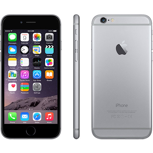 refurbished iphone verizon refurbished apple iphone 6 16gb space gray locked 7161