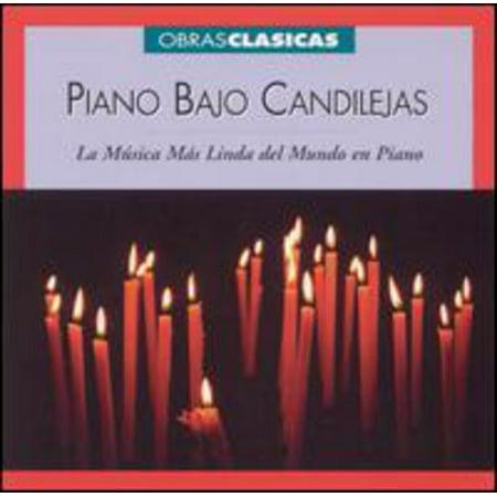 Piano Bajo Candilejas: Musica Mas Linda Mundo / Various - Musica De Halloween Piano