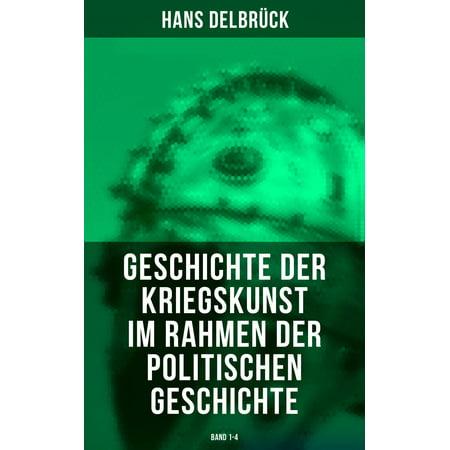 Geschichte der Kriegskunst im Rahmen der politischen Geschichte (Band 1-4) - eBook (Yellow Rahmen Sonnenbrillen)