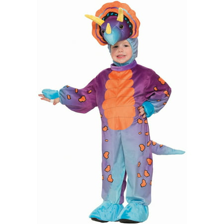 Halloween Infant/Toddler Spunky Triceratops Costume - Triceratops Costume 4 6