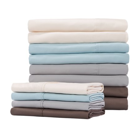 Hotel Style 1100 Thread Count Cotton Rich Bed Sheet Set, 1