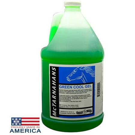 MC Tarnahans 451 1 gal Green Cool Gel - image 1 de 1