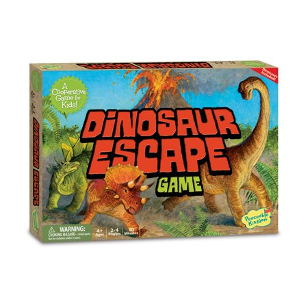 Dinosaur Escape Game - Halloween 2017 Escape Game
