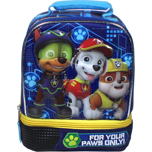 Paw Patrol For Your Paws Lunch Tote, 1 Each