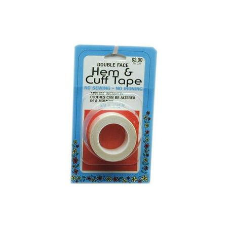 Sew Rolled Hem - Collins Hem & Cuff Tape 3/4x15ft