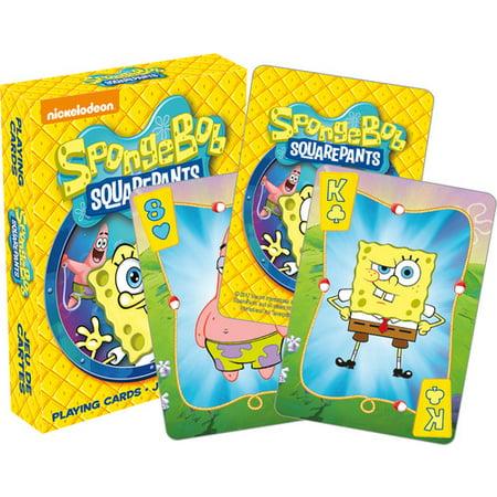 Spongebob Thank You Cards (SpongeBob SquarePants Playing)