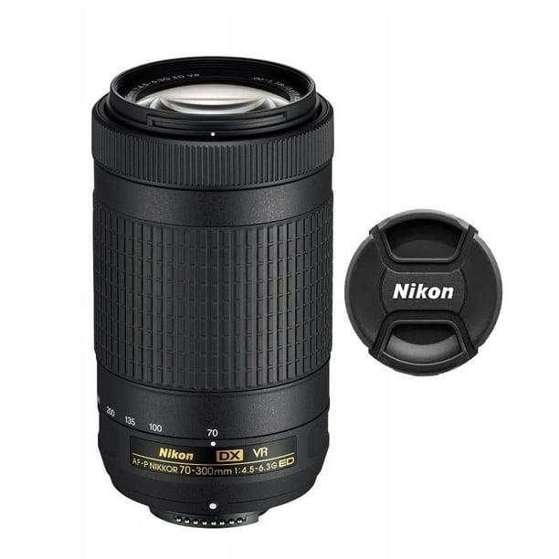 Nikon AF-P DX Nikkor 70-300mm f/4.5-6.3G ED (VR) Lens
