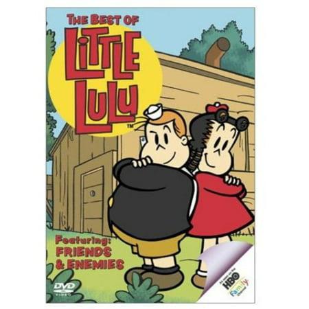 Best Of Little Lulu: Friends & Enemies, The (Full