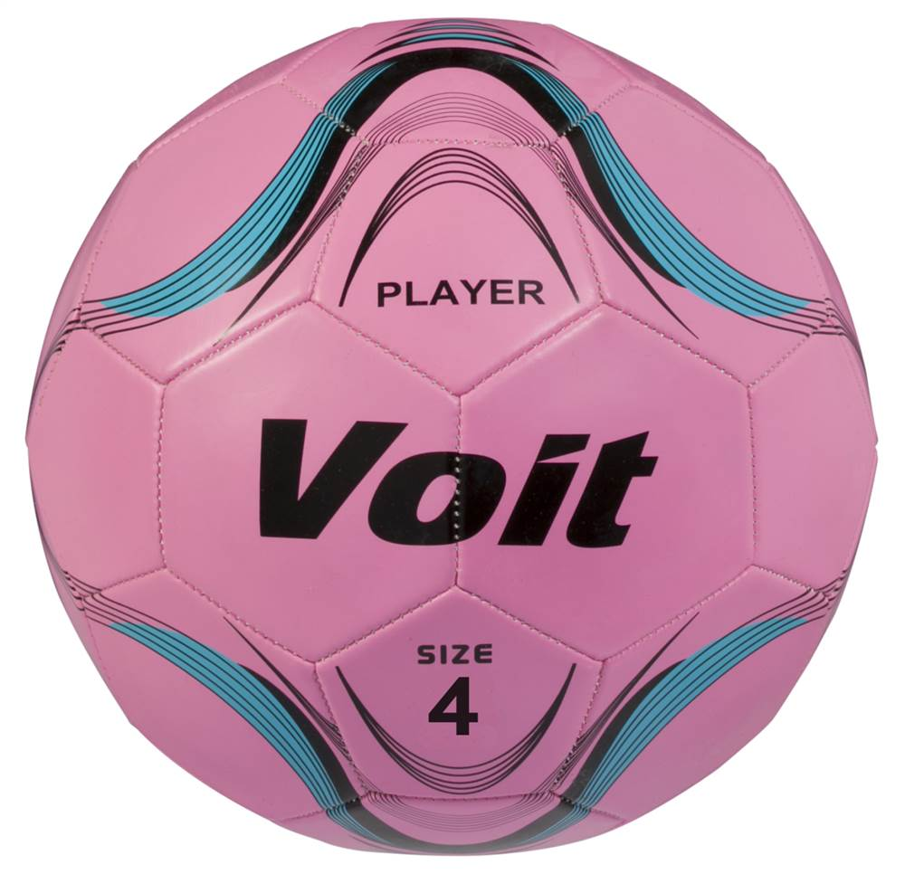Size 4 Player Soccer Ball Deflated