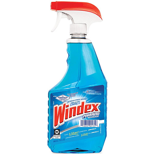 Windex Glass & Multi-Surface Cleaner Spray, 32 fl oz