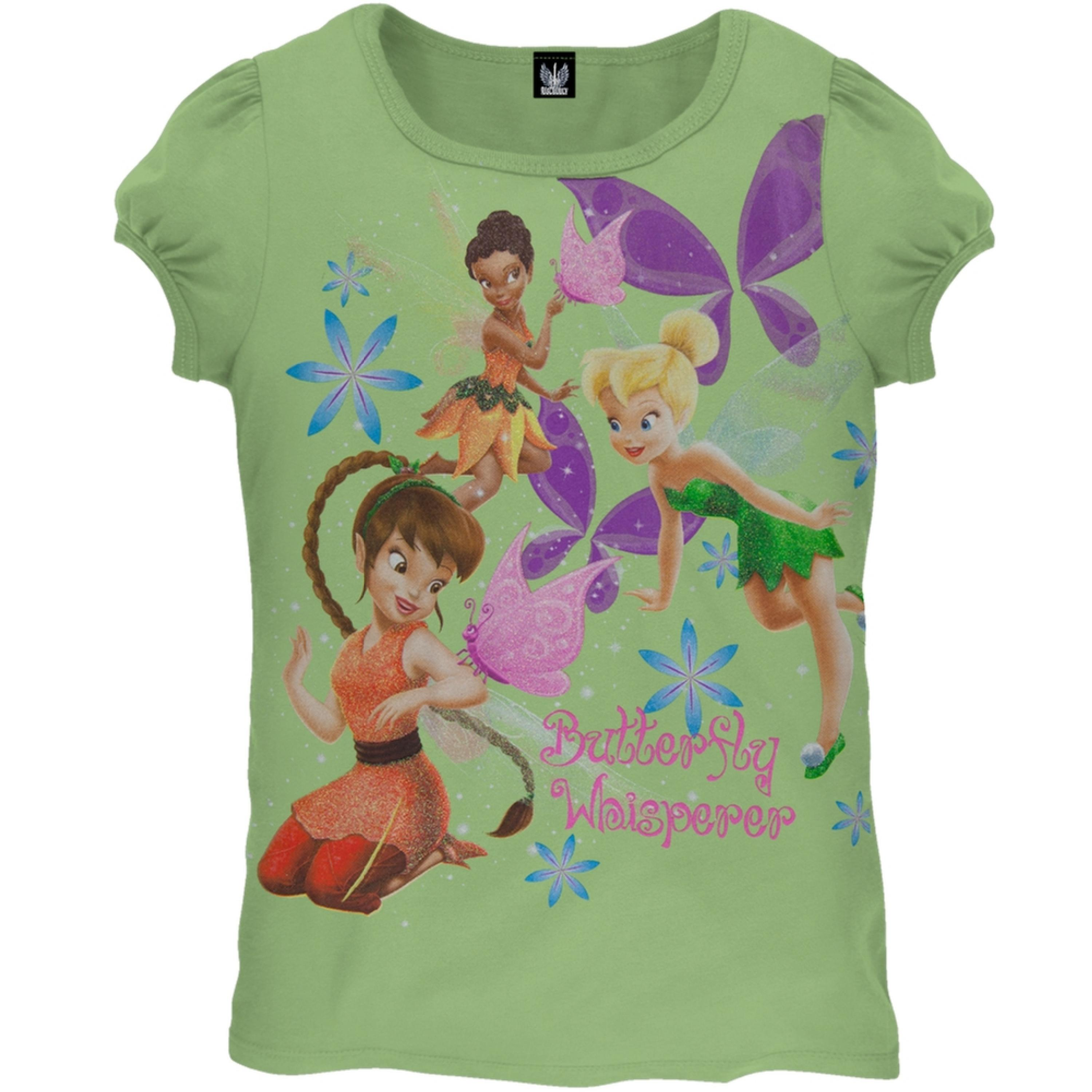 Disney Fairies - Butterfly Whisperer Girls Juvy T-Shirt