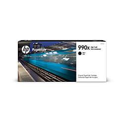 HP 990X (M0K01AN) High Yield Black Original PageWide Cartridge (16,000 Yield)