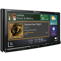 "Pioneer AVH-600EX 7"" Double-DIN In-Dash Car Stereo DVD Receiver with Bluetooth & SiriusXM Ready"