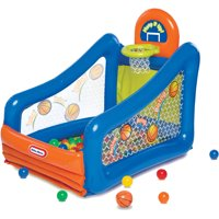 Deals on Little Tikes Hoop It Up Play Center Ball Pit