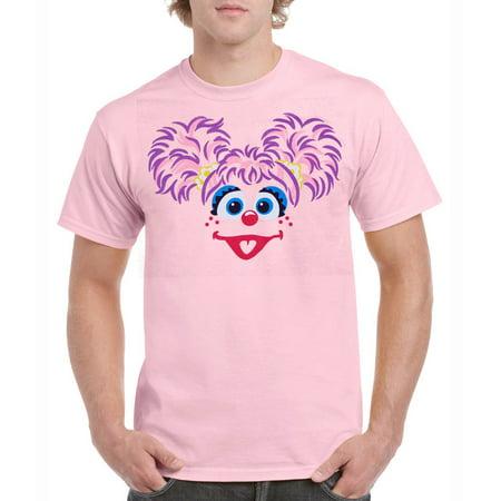 Sesame Street Abby Cadabby Adult T-Shirt Abby Cadabby Sesame Street