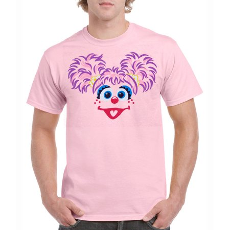 Sesame Street Abby Cadabby Adult T-Shirt](Sesame Street Shirts For Adults)