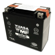 YUASA YTX20L-BS MAINTENANCE FREE 12 VOLT BATTERY