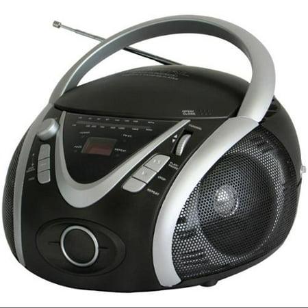 Naxa NPB246 Portable Mp3/cd Player With Am/fm Usb