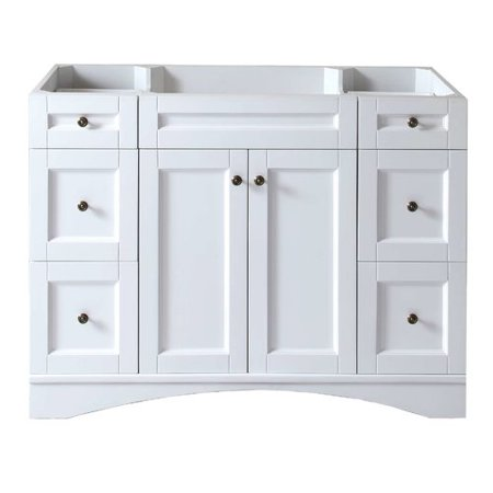 Virtu Usa Elise 47 Bathroom Vanity Base