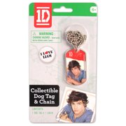 One Direction Liam Collectible Dog Tag Necklace