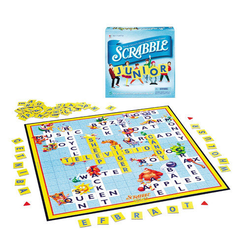 Hasbro Scrabble Jr. Game