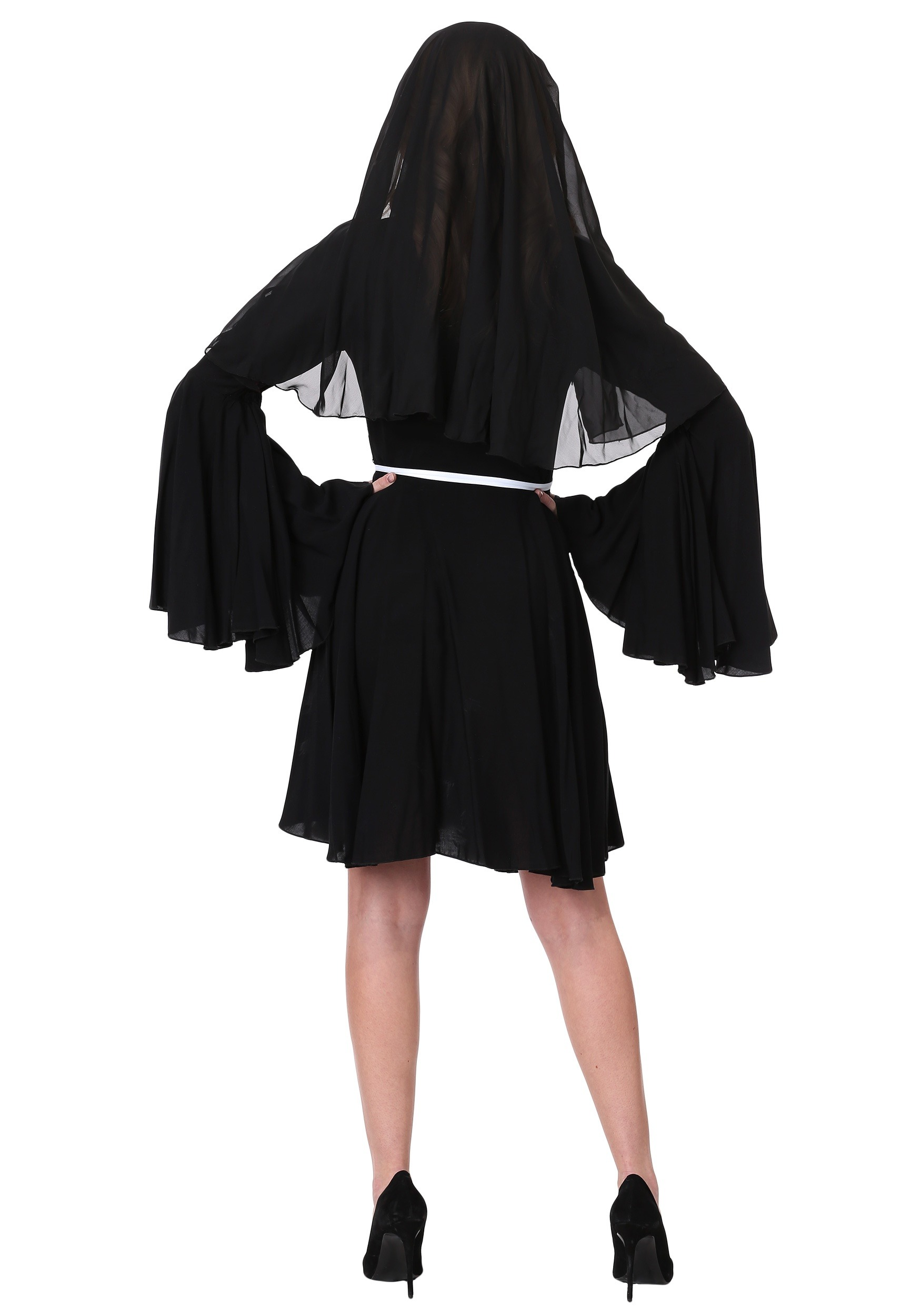 Womens Sassy Nun Costume by