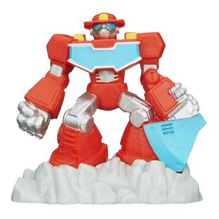 Playskool Heroes Rescue Bots Beam Box Heatwave The Fire-Bot Game Pack, Heat wave the Fire-Bot game pack lets your little one play the exclusive Fire Alarm Frenzy.., By Transformers Ship from US