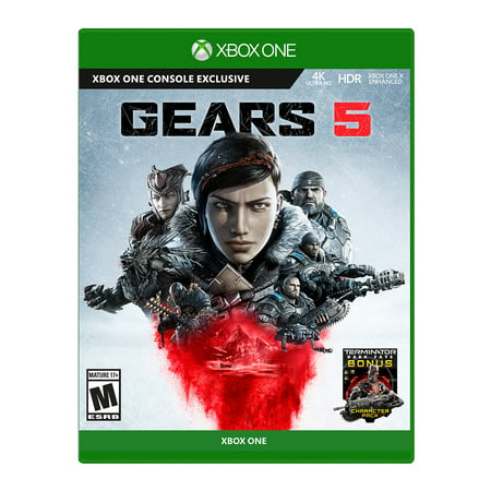 Gears 5, Microsoft, Xbox One (God Of War Release Date Xbox One)