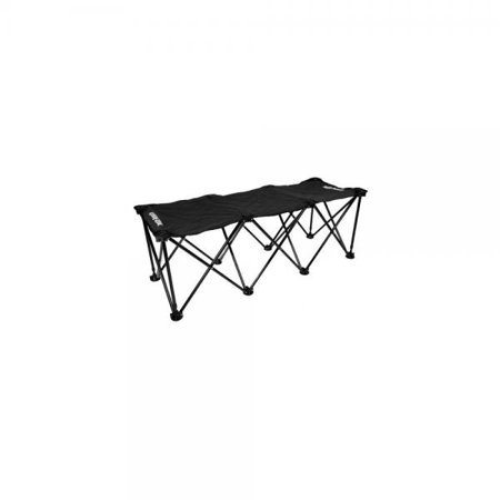 Outstanding Insta Bench Classic 3 Seater Bench Black Creativecarmelina Interior Chair Design Creativecarmelinacom