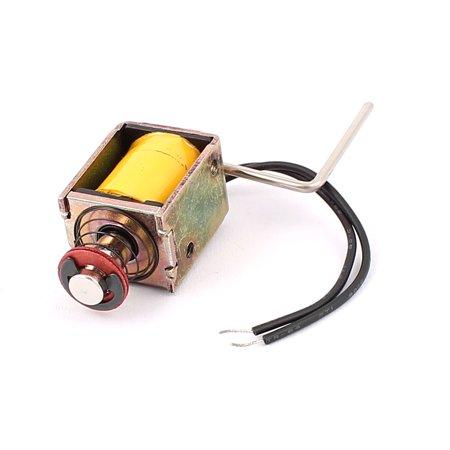 24V DC Push-Pull Actuator Frame Type Solenoid Electromagnet
