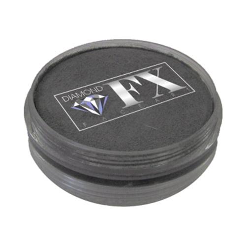 Diamond FX Essential Face Paint - Grey (45 gm)