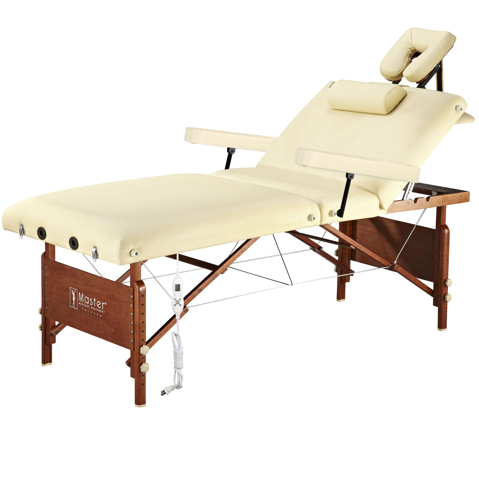 """30"""" Del Ray Salon Therma Top Pro Package Massage Table"""