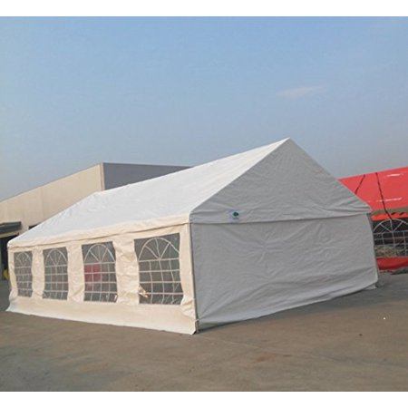 Shade Tree 20 X 30 Heavy Duty Event  Party  Wedding Tent  Canopy  W Sidewalls