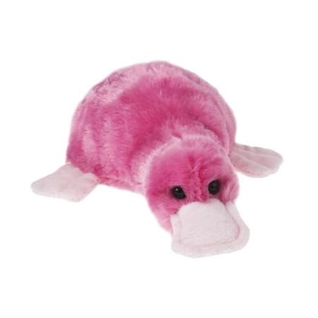 Li'l Googles Pink Pink Colored Plush Toy - By Ganz (7in)