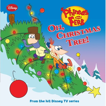 Phineas and Ferb: Oh, Christmas Tree! - eBook