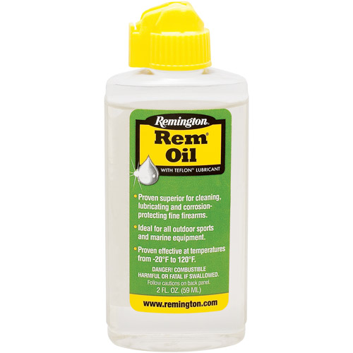 Remington Oil Squeeze Bottle, 2 oz