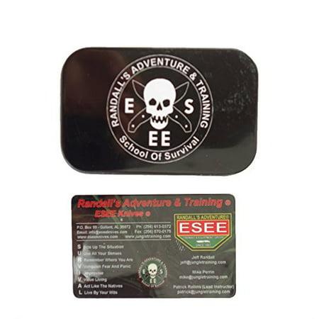 Pocket Survival Kit Tin (Pocket Survival Kit)