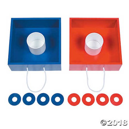 Washer Toss Game (Washer Toss Game)