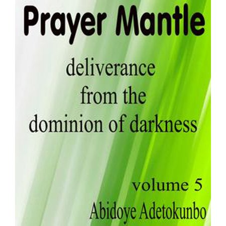 Prayer Mantle - eBook