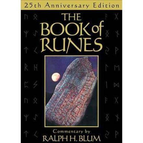 The Book of Runes [With Set of 25 Runes and Bag]