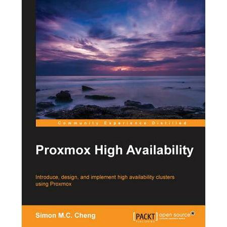 Proxmox High Availability